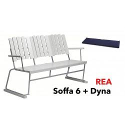 Soffa 6 + Dyna - REA